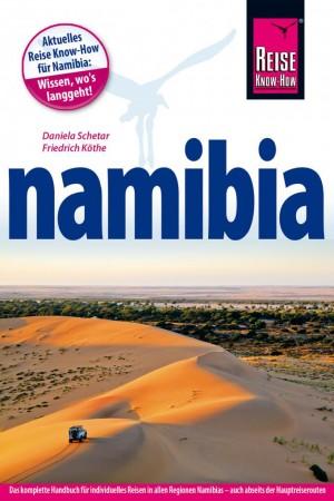Namibia  (Reise Know-How-Reiseführer)