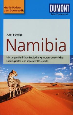 Namibia. DuMont Reise-Taschenbuch
