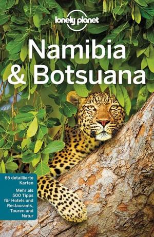 Namibia & Botsuana Lonely Planet Reiseführer