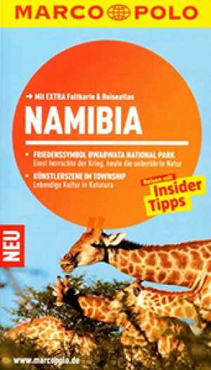 Namibia (Marco Polo Reiseführer)