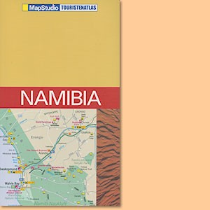 Namibia Touristenatlas (MapStudio)