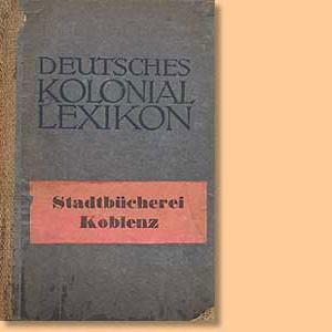 Deutsches Koloniallexikon: Band III. - P bis Z