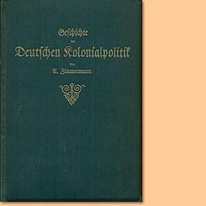 Geschichte der Deutschen Kolonialpolitik