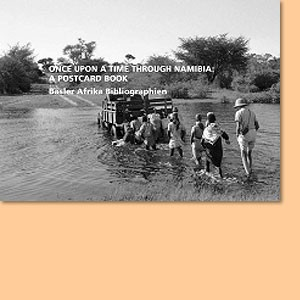 Once upon a time through Namibia/ Damals auf Pad in Namibia