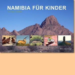 Namibia für Kinder