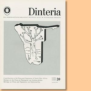 Dinteria Nr. 20