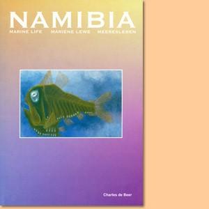 Namibia Meeresleben - Namibia Marine Life - Namibia Mariene Lewe