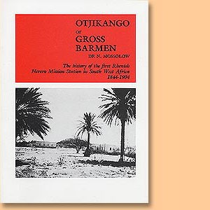 Otjikango or Gross Barmen