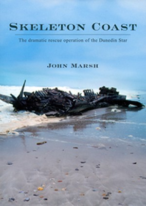Skeleton Coast. The dramatic rescue operation of the Dunedin Star