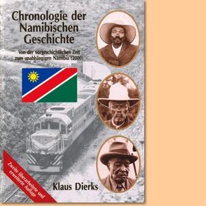 Chronologie der namibischen Geschichte