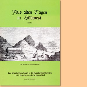 Das älteste Schulbuch in Südwestafrika-Namibia
