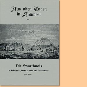 Die Swartboois in Rehoboth, Salem, Ameib und Franzfontein