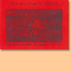 SWA-Fotos um 1900 von G. Lange