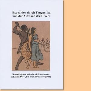 Expedition durch Tanganjika und der Aufstand der Herero