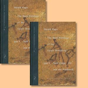 The Rock Paintings of the Upper Brandberg, Vol. V
