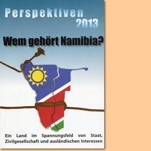 Perspektiven 2013 / Afrikanischer Heimatkalender 2013