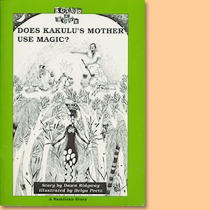 Does Kakulu's Mother use Magic?