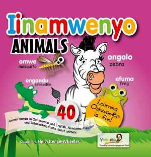 Iinamwenyo-Animals: Learning Oshiwambo is fun!