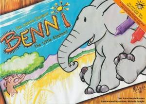 Benni, der kleine Elefant; Benni, the little elephant