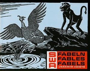 SWA Fables: The guinea-fowl and other fables from South West Africa
