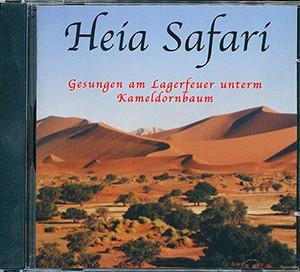Lieder-CD des Swakopmunder Männergesangvereins: Heia Safari