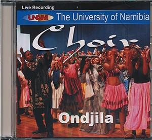 Ondjila (CD) UNAM Choir/ UNAM Chor