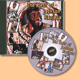 The Best of Jackson Kaujeua (CD)