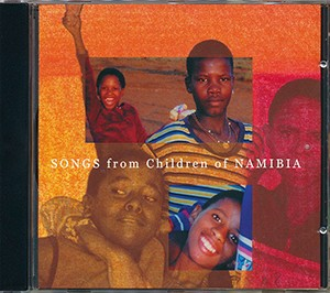 Songs from Children of Namibia (CD)