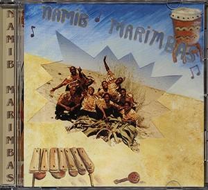 Namib Marimbas (CD Namib Marimbas)