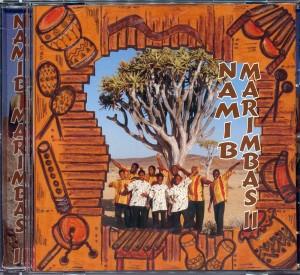Namib Marimbas II (CD Namib Marimbas)