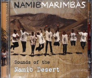 Sounds of the Namib Desert (CD Namib Marimbas)