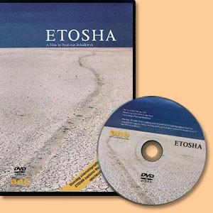 Etosha (DVD) Paul van Schalkwyk