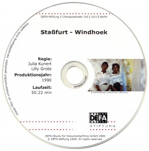 Staßfurt - Windhoek. Film DVD