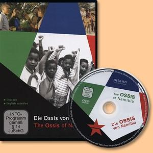 Die Ossis von Namibia. Film DVD