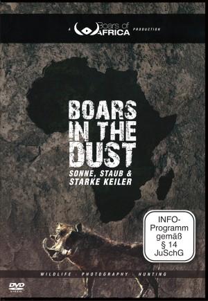 Boars in the Dust: Sonne, Staub und starke Keiler (DVD)