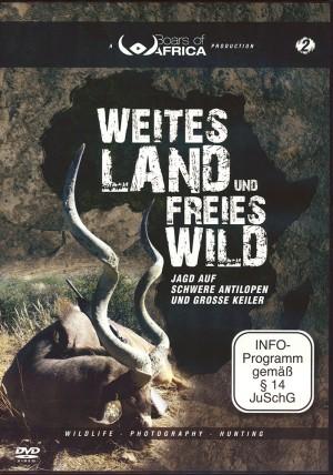 Weites Land und freies Wild: Jagd auf schwere Antilopen und große Keiler (DVD)