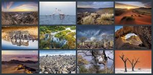 Fotokalender Namibia (Kunth-Verlag)