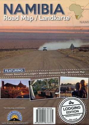 Namibia Road Map (Projects & Promotions)