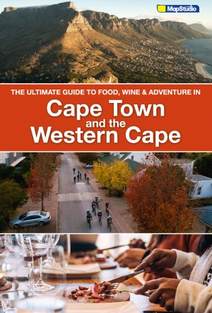 Ultimate Guide to Cape Town and the Western Cape (Mapstudio)