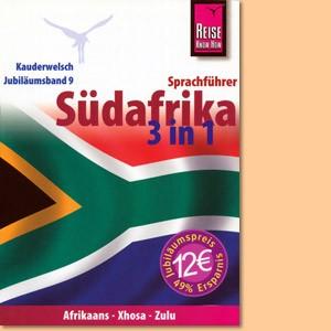 Kauderwelsch Sprachführer Südafrika 3 in 1 Afrikaans, Xhosa, Zulu