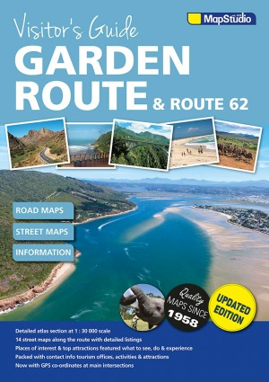Visitor's guide Garden Route & Route 62 (MapStudio)