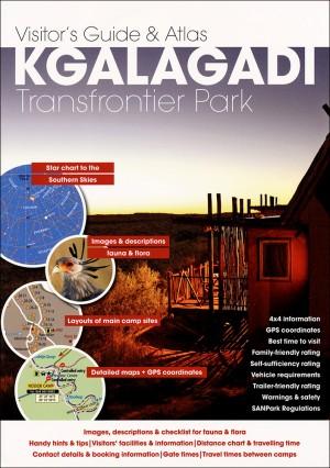 Visitor's Guide Kgalagadi Transfrontier Park (Mapstudio)