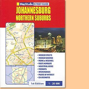 Johannesburg Northern Suburbs Street Guide
