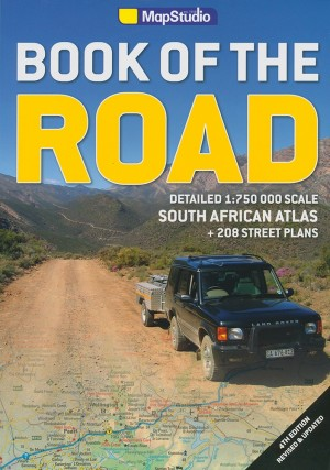 Book of the Road. Your South African Motoring Bible (MapStudio)