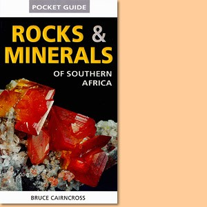 Rocks & Minerals of Southern Africa Pocket Guide