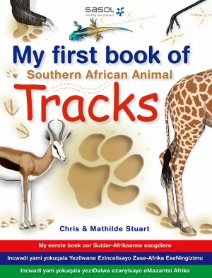 My first book of Southern African animal tracks