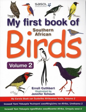 My first book of Southern African birds (Volume 2)