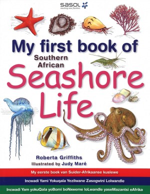 My first book of Southern African seashore life
