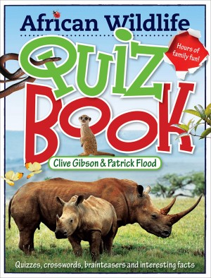 African Wildlife Quiz Book
