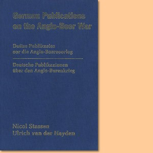 German Publications on the Anglo-Boer War